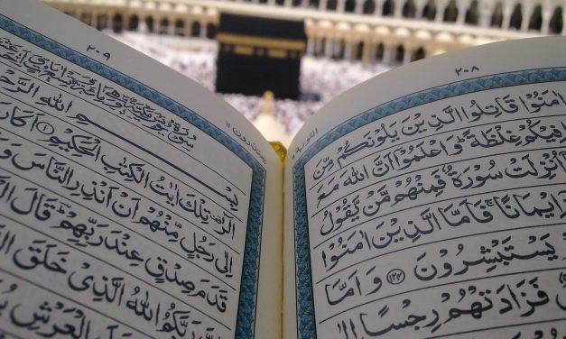 Is de Koran geschreven door Mohammed ﷺ?