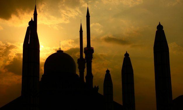 Ramadan is voorbij